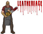 Heromachine: Leatherface II (Killer Outfit)