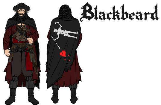 Heromachine: Blackbeard II