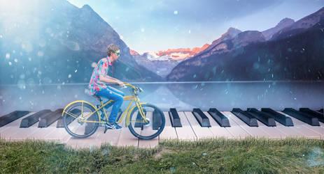 Piano Bike