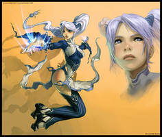 :: character design