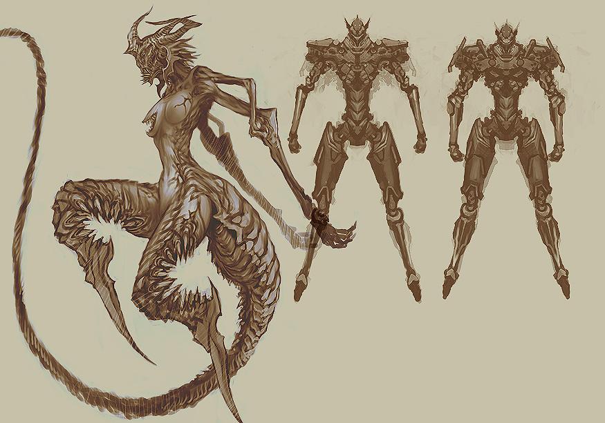demon by randis