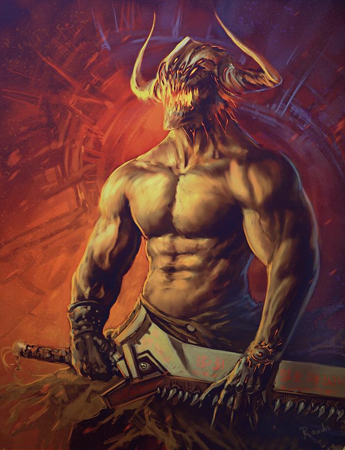 Demon :: by randis