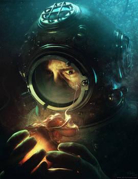 Deep Diver - by Randis