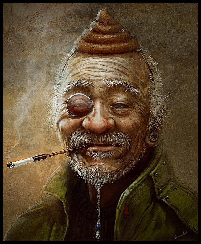 Poo Man Doo by randis