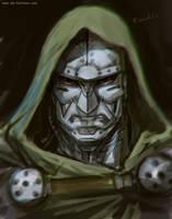 Dr Doom by randis