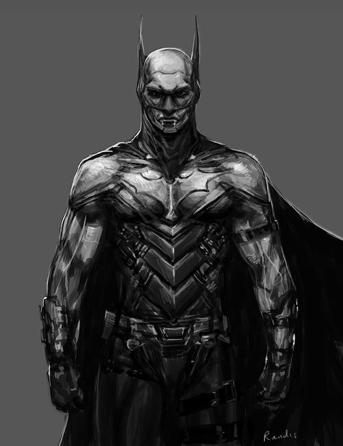 Batman by randis