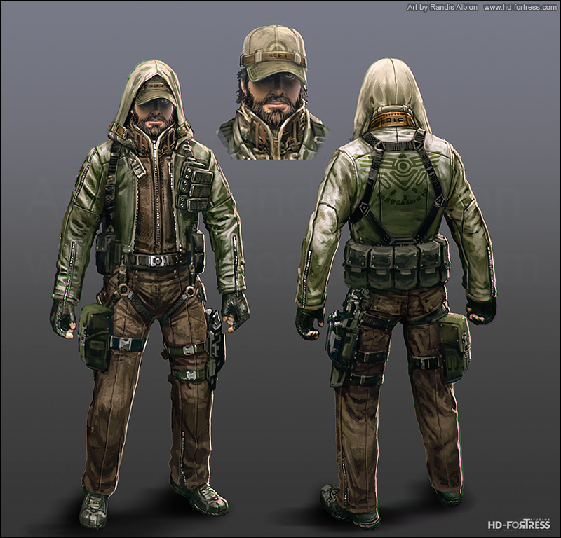 Apocalyptic Soldier Pics: 02 By Randis On DeviantArt