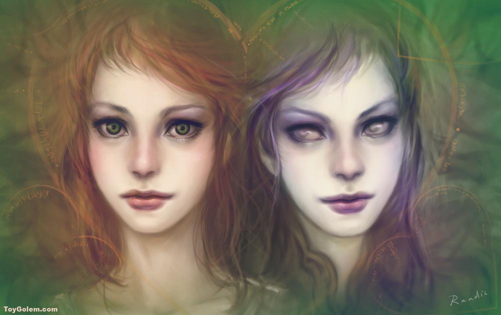 Twinns by randis