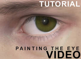 How to paint the eye