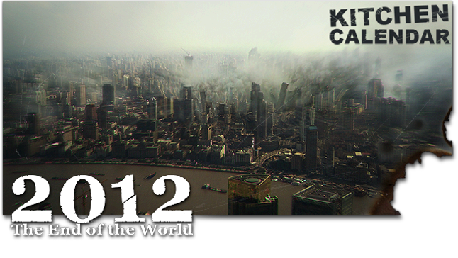 The End of the World 2012 by randis