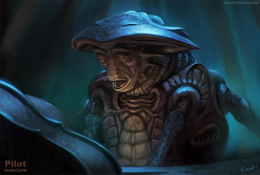 Pilot - Farscape by randis