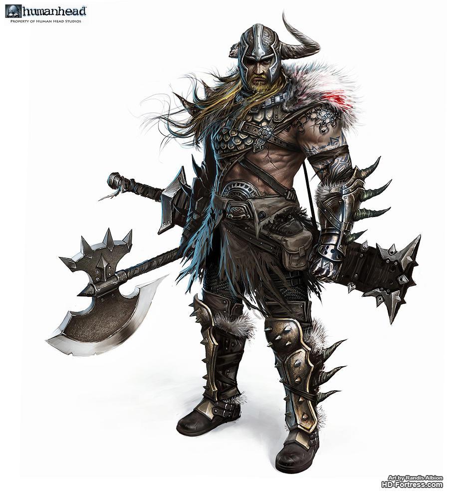 Ragnar - Rune by randis