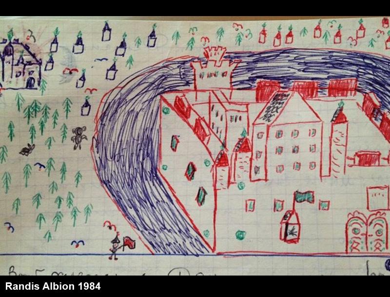 Castle siege by randis