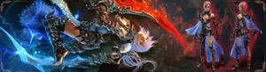 Lightning - Mythril Scorpion Armor