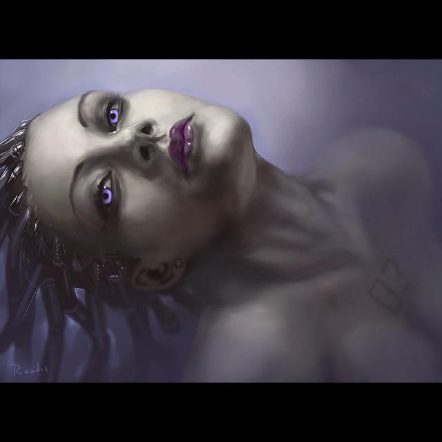 Cyborg 3 by randis
