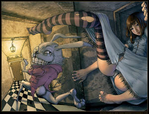 :: Alice in Wonderland - Chapt