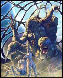 :: Alien Noah by randis