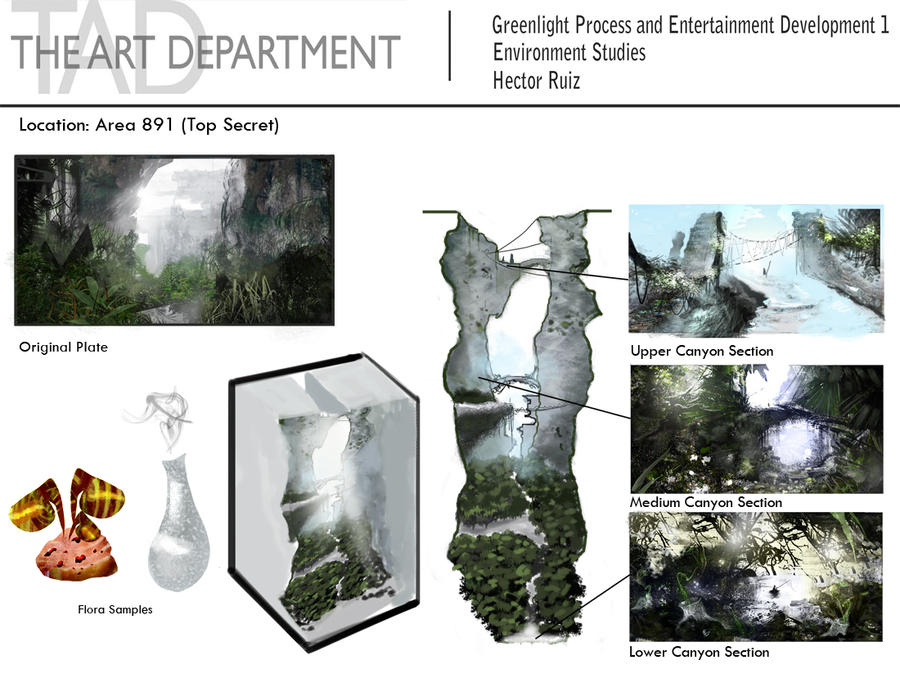Environment Concepts 2 by Conceptbound