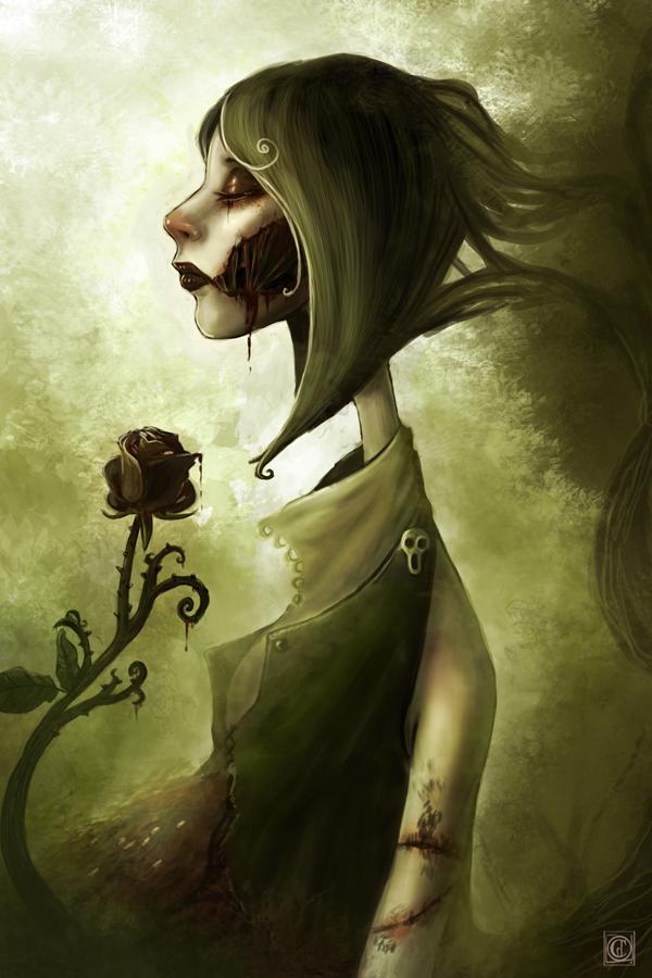 Rotten Beauty by Pakoune