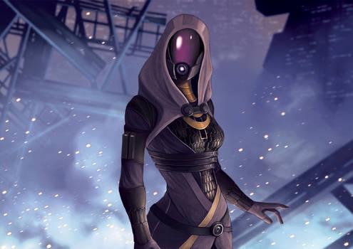 Mass Effect Series #3 Tali'Zorah