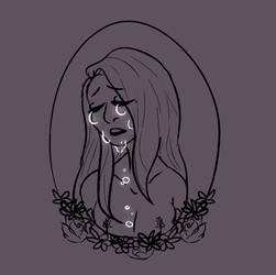 Crying by WitchyTricks