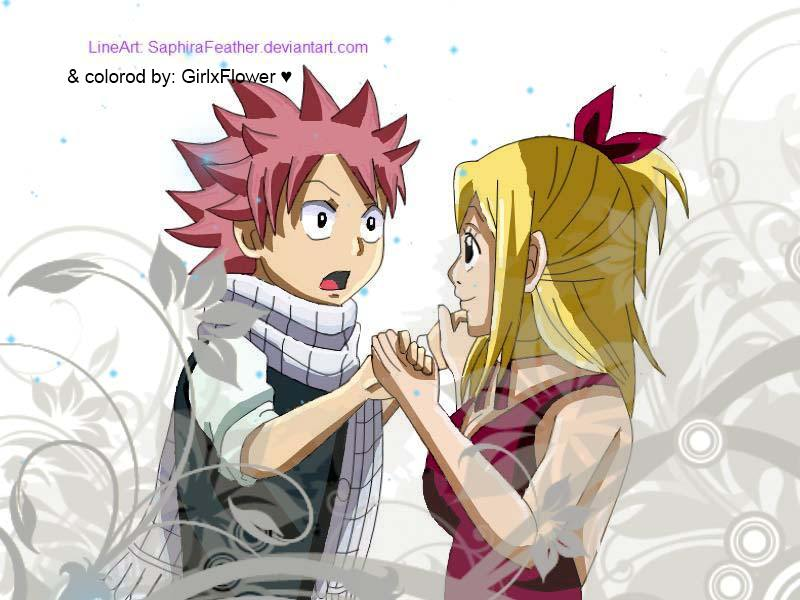 Fairy Tail Lucy Fanfiction