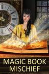 Magic book mischief by OlgaGodim