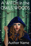 A witch in the owls woods by OlgaGodim