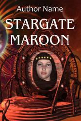 Stargate maroon by OlgaGodim