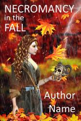 Necromancy in the fall by OlgaGodim