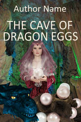 The cave of dragon eggs by OlgaGodim