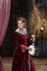 The goblet of magic by OlgaGodim