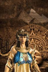 Egyptian mystery by OlgaGodim