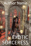 Exotic sorceress by OlgaGodim