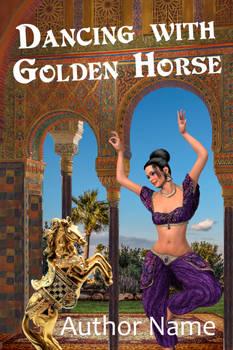 Dancing with golden horse