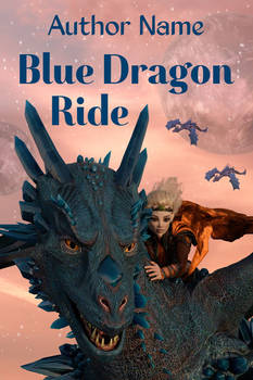 Blue dragon ride