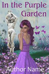 In the purple garden