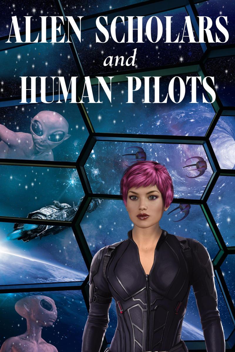 Alien scholars and human pilots