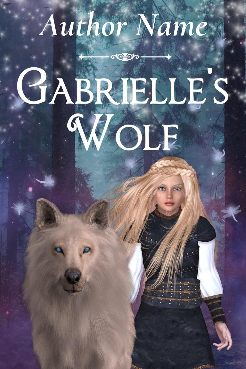 Gabrielle's wolf
