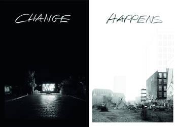 Change Happens by peroxyacetone