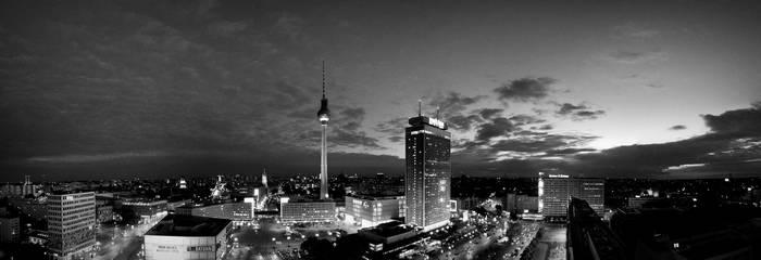 Berlin Alexanderplatz by peroxyacetone