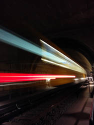 Underground by peroxyacetone