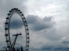 London Eye by NewMoon12