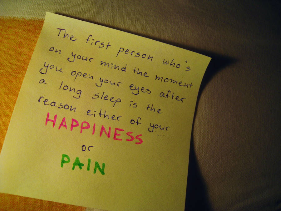 Happiness or Pain by NewMoon12