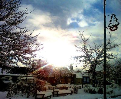 winter snapshot. by KewlBeanzOx