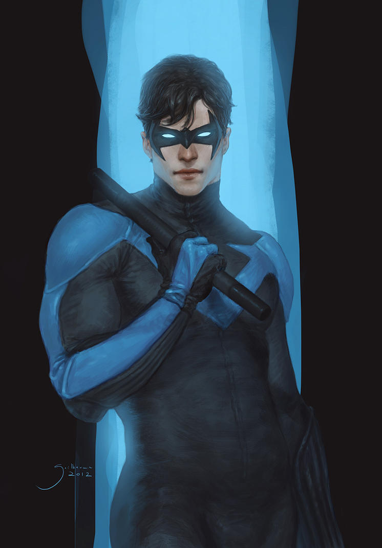 Nightwing by Guiper