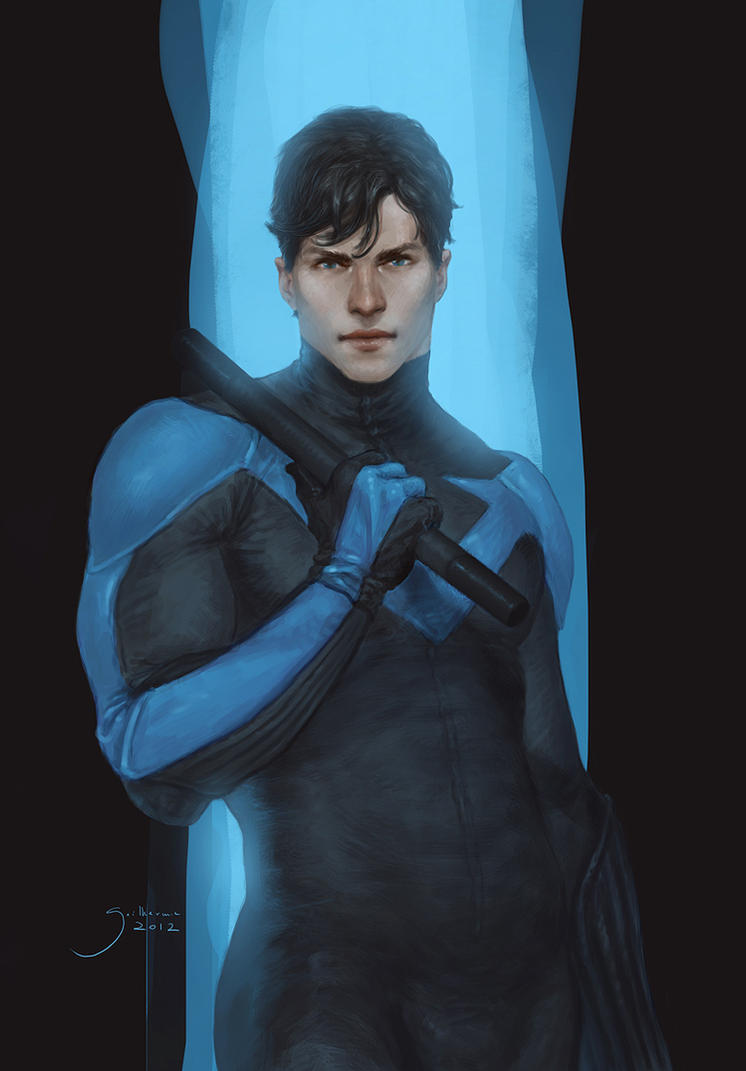 Nightwing by 3nix