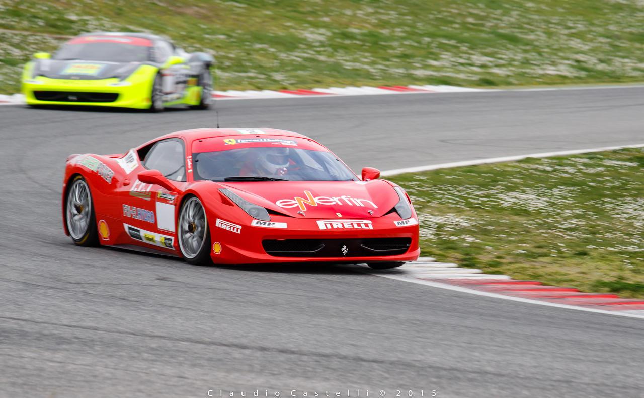 Ferrari 458 Italia 09 by VenonGT