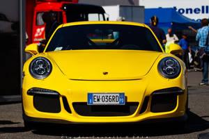 Porsche 911 GT3 991 01