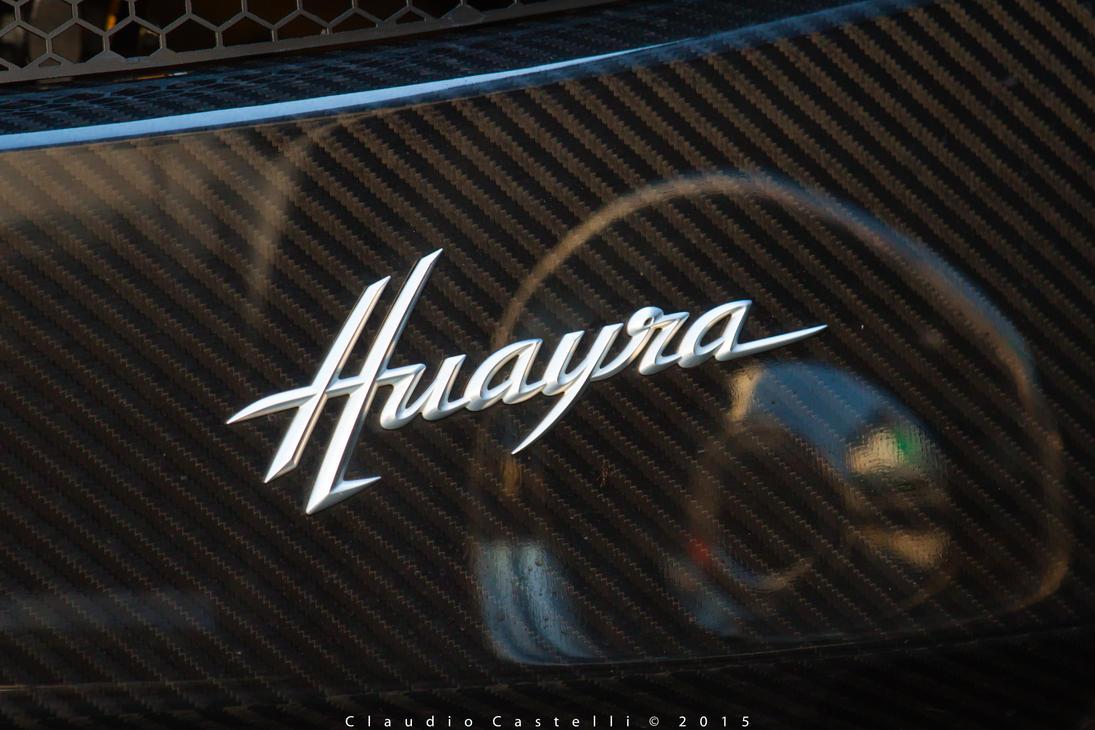 Pagani Huayra 020 by VenonGT